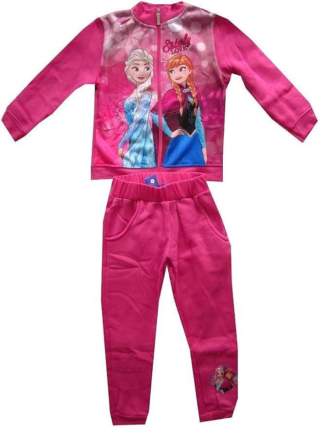 Die Eiskönigin Jogginghose Rosa oder Lila Disney Frozen