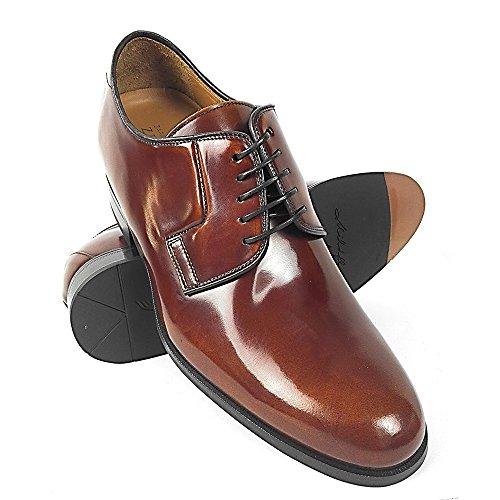 Scarpe Aumento da Tua Pelle Zerimar con per la la Altezza Uomo Fino Che Statura a Uomo Rialzo Aumentare di Aumentare Che Scarpe cm Scarpe con Permettono 7 wxSqwHaFR