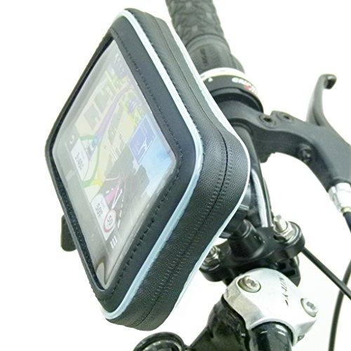 Waterproof Metal U-Bolt Bike Cycle Mount for Garmin Nuvi 2519 2519LM 2519LMT (31112)