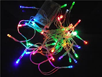 Christmas Led Strip Lights.Colorful Led Strip Lights Length 3m Christmas Light Amazon