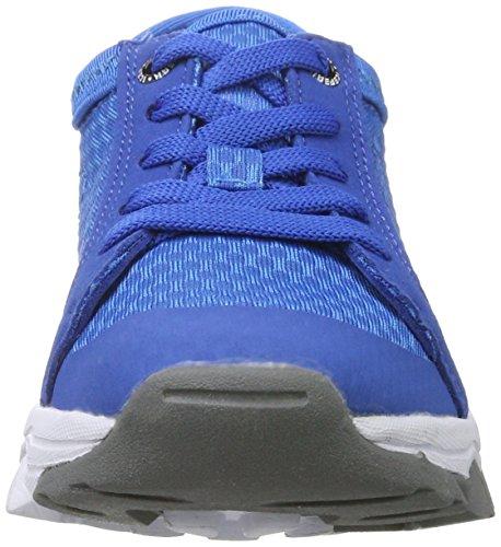 ICEPEAK Walba Jr, Zapatillas de Deporte Exterior Unisex Niños Turquesa (Turquoise)