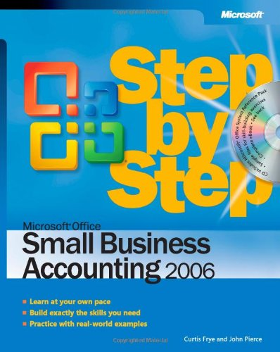 Microsoft® Office Small Business Accounting 2006 Step by Step by Brand: Microsoft Press