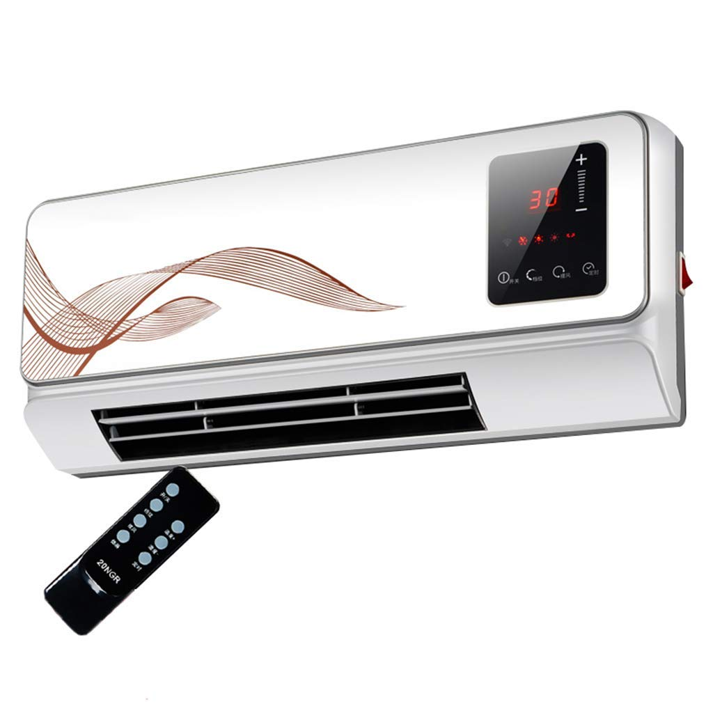 Acquisto Domestico Caldo Ventilatore A Parete Stufa Montato   Risparmio Energetico Risparmio Energia Riscaldatore Elettrico   Bagno Riscaldatore Impermeabile   Piccolo Ventilatore Caldo Di Aria Condizionata Prezzi offerte