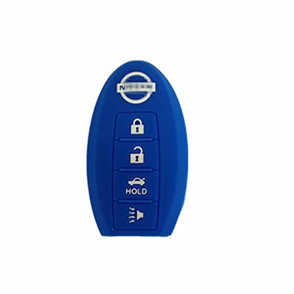 Amazon.com: Deep Blue Silicone Replacement Fob Remote ...