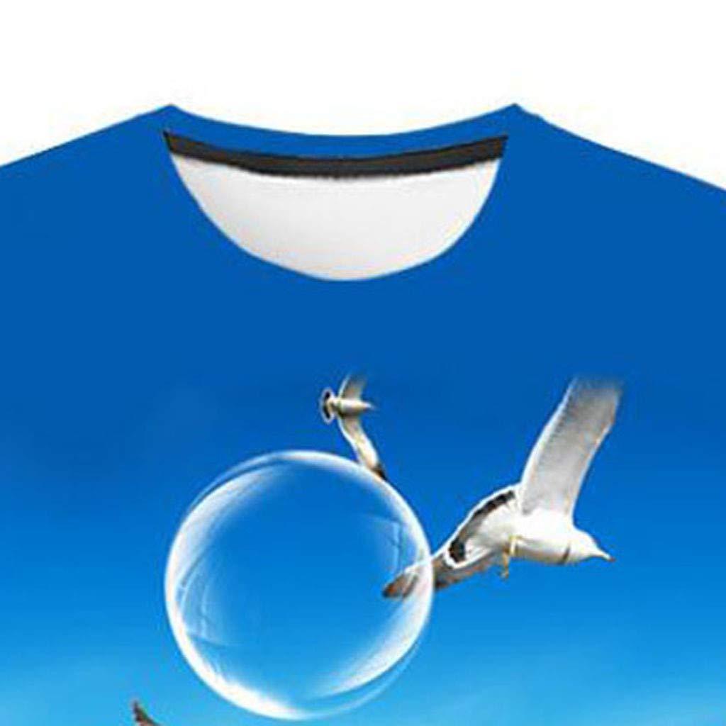 Festiday 2019 Playera Informal para Hombre, Camiseta de ...
