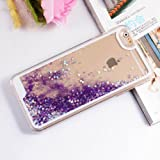 id america liquid iphone 6 - Tech Express (Tm) Stars and Glitter Liquid Water Aqua Movable Quicksand Dynamic Hard Cover Case for Apple iPhone 7+ / 7 Plus 5.5