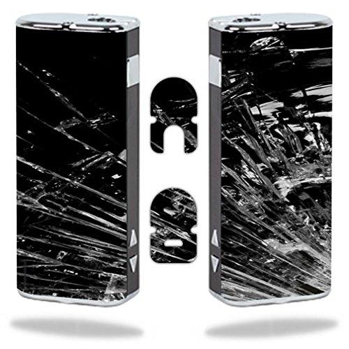 Amazon com: Decal Sticker Skin WRAP - Eleaf iStick - Broke Broken