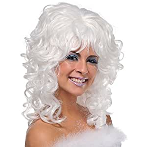 Amscan Angelic Wig Costume and Accessories