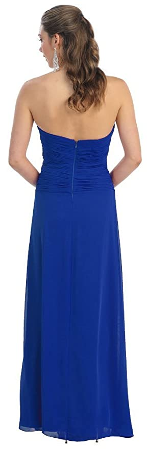 a3f340e656c Amazon.com  US Fairytailes Mother of the Bride Formal Evening Dress  2838   Clothing