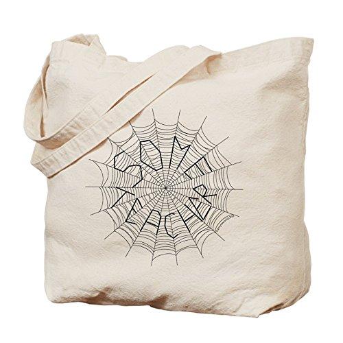 Cafepress–CW: Teacher–Borsa di tela naturale, tessuto in iuta