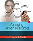img - for Managing for Human Resources book / textbook / text book