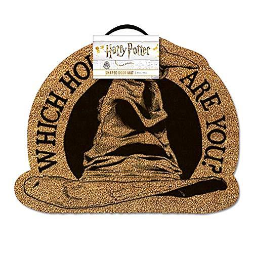 Official Licensed Harry Potter - Door Mat (Sorting HAT) by Official Licensed