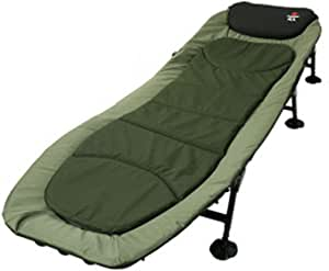 Loungers Folding Bed Single Bed Siesta Bed Green Office Simple Cloth Bed Camping Bed accompanying Bed (Color : Green, Size : 200 * 65 * 30 cm)