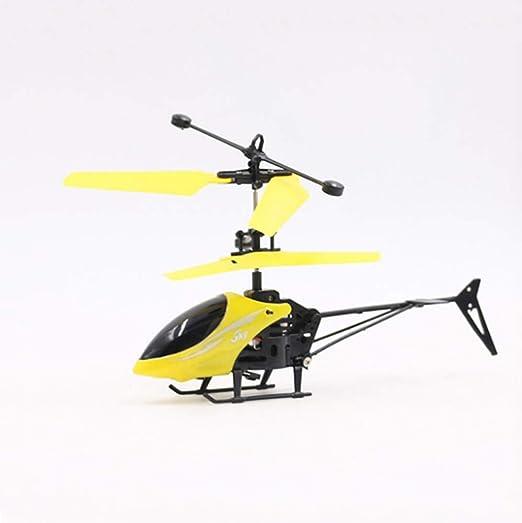 HUJUNG Helicóptero De Inducción De Suspensión, Dron De Vuelo De ...