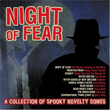 Various Artists Night Of Fear Amazon Music