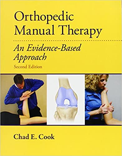 orthopedic manual therapy an evidence based approach