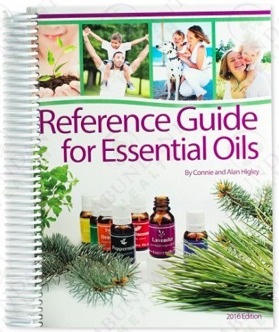 Reference Guide for Essential Oils Soft Cover 2016