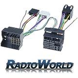 RWS-040 Citroen / Peugeot Parrot / Bluetooth ISO Adaptor Lead