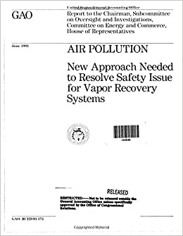 air pollution new approach needed to resolve safety issue for vapor