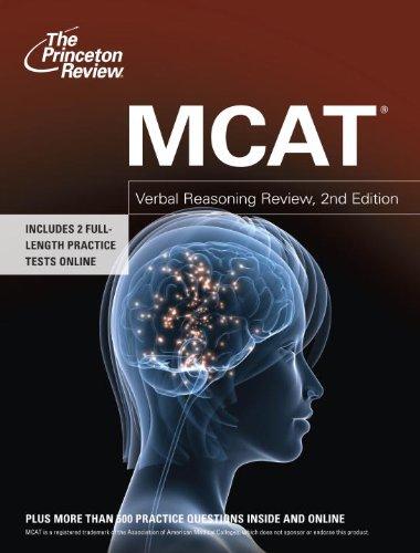 MCAT Verbal Reasoning Review, 2nd Edition (Graduate School Test Preparation)