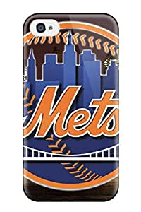 Case Cover New York Mets / Fashionable Case For Iphone 4/4s