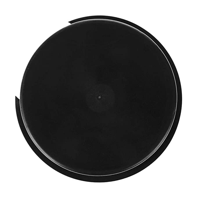 JAGENIE Silicone Acoustic Guitar Soundhole Cover Weak Sound Buffer Plug Guitar Accessory