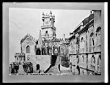 Vintography 8 x 10 Reprinted Old Photo Spain. Chateau Penha at Cintra 1918 National Photo Co 52a
