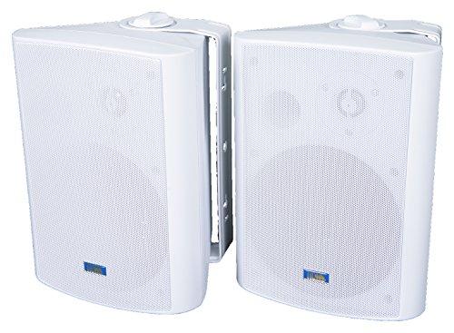 TIC 60 W Home Audio Speaker System Aluminum, Black ASP120B