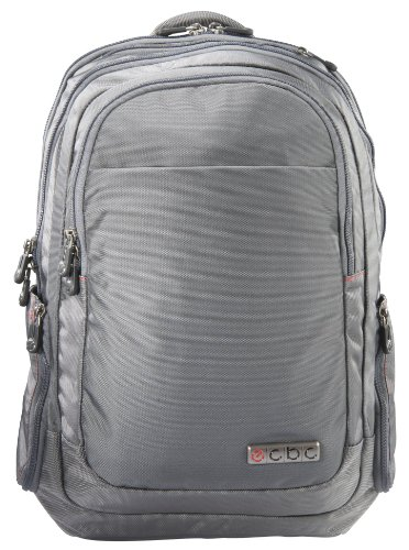 ECBC Javelin – Backpack Computer Bag – Grey B7102-30 Daypack for Laptops, MacBooks Devices Up to 16.5 – Travel, School or Business Backpack for Men Women – Premium Quality, TSA FastPass Friendly