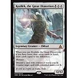 Excellent+ Magic MTG Desolation Twin ~ Battle for Zendikar
