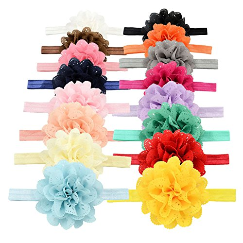 YOY Boutique Accessories Stretchy Headbands