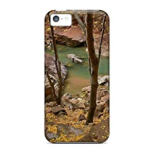 Little Flowing River Special mobile phone cases Cases Covers For phone covers Iphone5c iphone 5c