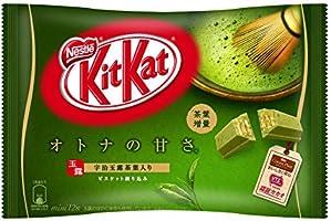 Kit Kat Mini, Green Tea Flavour, 136g