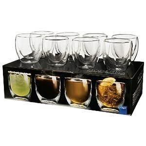 Vasos-de-doble-vidrio-Moderna-de-la-serie-Artisan-con-capacidad-para-235-ml-Set-de-8-vasos-de-vidrio