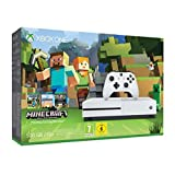 Console Xbox One S 500 Go - Pack Minecraft