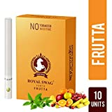Royal Swag Herbal Cigarette FRUTTA 100% No Nicotine & No Tobacco 10/Pack