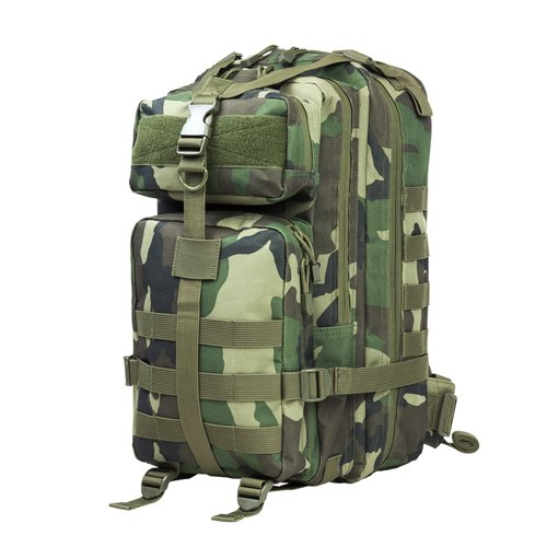 (NcSTAR NC Star CBSWC2949, Small Backpack, Woodland Camo )