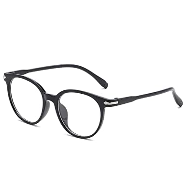 kafiGC8 - Gafas de sol unisex, transparentes Negro Bright ...