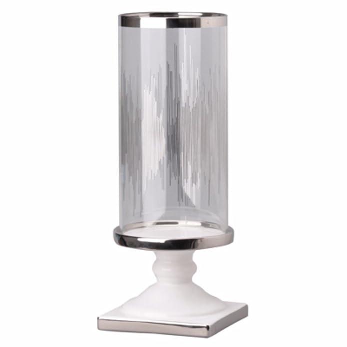 Admirably Modern Pedestaled Candle Holder