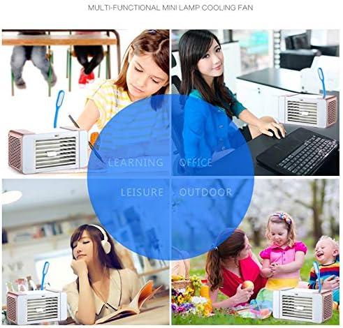 FANS LHA Carica Portatile Piccolo Ventilatore Usb-5W