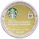 Keurig Starbucks True North K-Cup Portion Pack, 24 Count