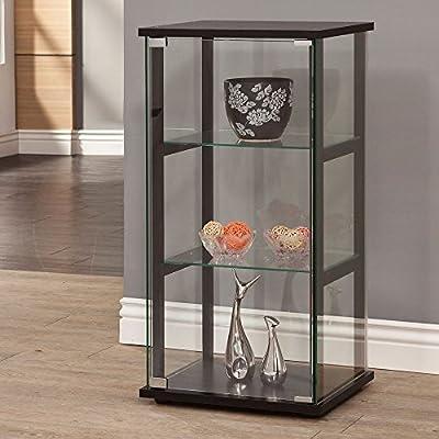 Coaster Company of America Clinton Curio Cabinet