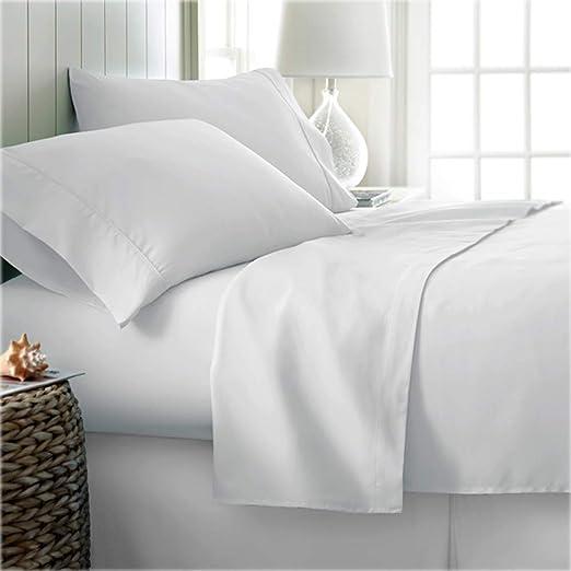 Juego de sábanas lujoso Super algodón percal de algodón egipcio de ...
