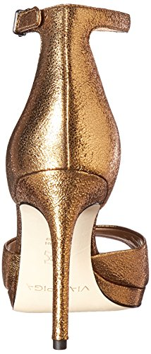 Sandal Womens Via Dress Platform Gold Salina Spiga zXzqw0aP