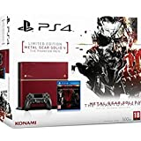 PlayStation 4 500GB Console - Metal Gear Solid V : The Phantom Pain Bundle Limited Edition