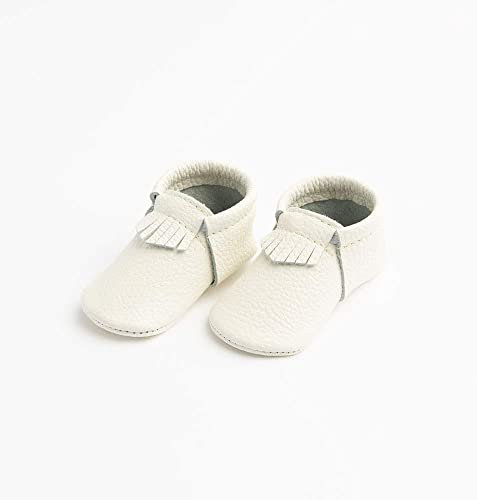 Baby Girl Shoes Infant Sizes 0-3 Multiple Colors First Pair Soft Sole Leather Bow Moccasins