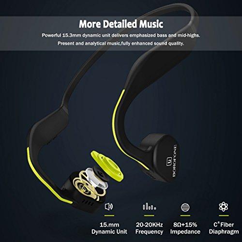 Borofone Wireless Bone Conduction In-Ear Headphone