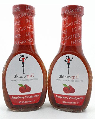 Skinny Girl Raspberry Vinaigrette Dressing, 8 fl oz (2 count)