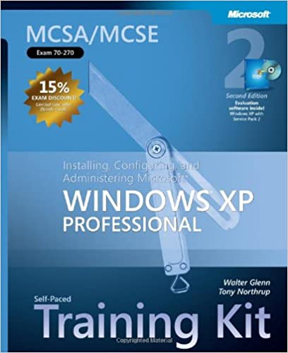 {* VERIFIED *} MCSA/MCSE Self-Paced Training Kit (Exam 70-270): Installing, Configuring, And Administering Microsoft® Windows® XP Professional: Installing, ... Second Edition (Pro-Certification). Check asalto linea Define another presenta Appeals