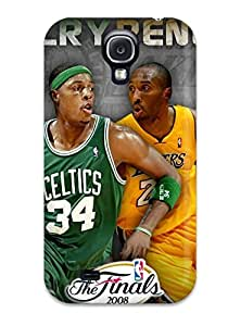 monica i. richardson's Shop basketball nba NBA Sports & Colleges colorful Samsung Galaxy S4 cases